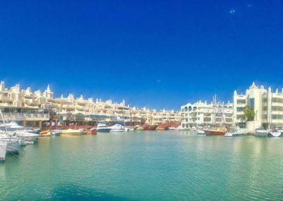 SurroundingBenalmadena_Marina Harbour