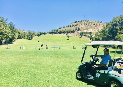 surroundingBenalmadena_directly at driving range Torrequebrada Golf Course